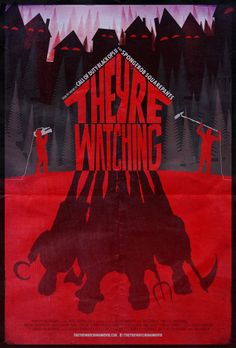 Watch They're Watching Full Movie Online 2016 – #Horror