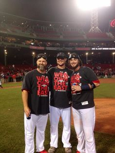 Sox 2013 Ross Lester Saltimacchia season of the beard miss you, Rossi!