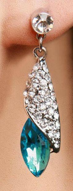 Dangling Diamond | LBV ♥✤ | KeepSmiling | BeStayElegant