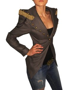 TAMARA jacket CUSTOM by lauragalic on Etsy, $229.90