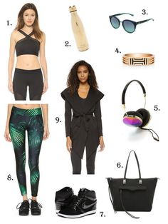 With a new year comes new resolutions to be healthier, eat better, and exercise more. While nobody can make you go to the gym, athleisure wear will at least make it look like you go...