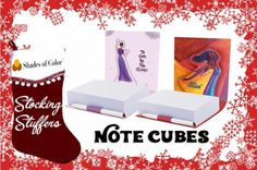#StockingStuffers #StockingStuffersForAdults #InspirationalGifts #ChristmasGifts #AfricanAmericanGifts #Christmas #ChristmasIdeas #Christmas2017 #SmallGifts #NoteCube #NotePad