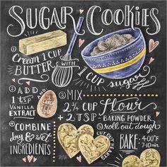 Lily & Val - 27408 sugarcookies (Variant 1)