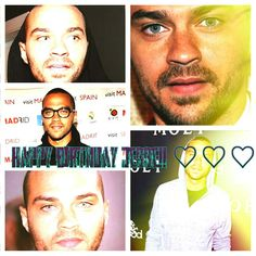 #HappyBirthdayJesseWilliams ♡♡ #GreysAnatomy ♡♡