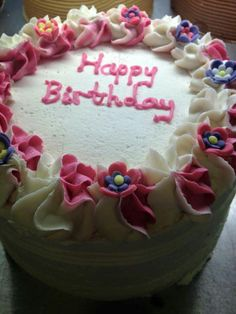 Buttercream Cake, Cakes, Desserts, Food, Meal, Deserts, Essen, Hoods, Pastries