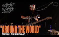 Samuraiguitarist Effortlessly Performs Every Track of the Daft Punk Song 'Around the World'