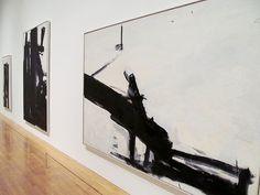 Monitor (1956) — Franz Kline