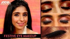 After you master the step-by-step makeup tutorial you can begin experimenting with distinctive looks. Simple makeup advice for beginners include things like picking the proper shade of foundation. Subtle Eye Makeup, Copper Eye Makeup, Light Eye Makeup, Beautiful Eye Makeup, Simple Makeup, Festival Eye Makeup, Party Eye Makeup, Rainbow Eye Makeup, Piercings