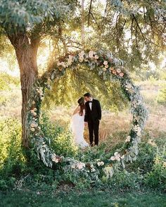 La tendance cette année... des arches arrondies. Giacomelli Weddings adore cette nouveauté !! Et vous ?