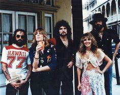 Fleetwood Mac in New Orleans, June 1977.