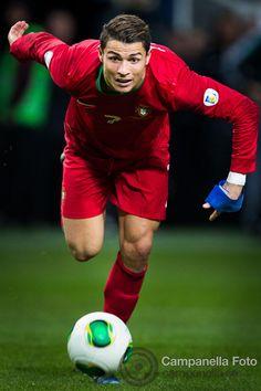 Cristiano Ronaldo by Michael Campanella on 500px