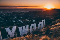 Image uploaded by Maria Bennato. Find images and videos about hollywood, los angeles and hollywood sign on We Heart It - the app to get lost in what you love. Hollywood Images, Hollywood Night, Hollywood Hills, City Of Angels, Cool Pictures, The Incredibles, Earth, Adventure, Sunset