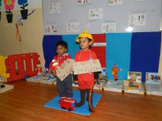 Oi Playschool,Yelahanka,Bangalore I-Pretend activity... visit our website for more activities. admissions open...www.oiplayschool.com www.facebook.com/oiplayschool