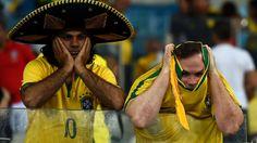 Brazil vb 2014: Nemzeti dráma Brazíliában