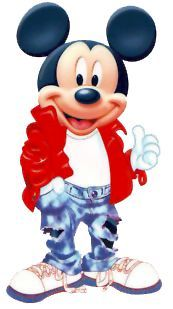 Can't say I approve of the gang banger jacket or the torn pants but it's Mickey Tatoo Mickey, Mickey Mouse Tattoos, Mickey Mouse Art, Classic Mickey Mouse, Mickey Mouse Wallpaper, Mickey Mouse Christmas, Mickey Mouse And Friends, Disney Wallpaper, Cute Disney