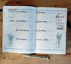 Weekly ready for the week ahead. Already planning for April too... oooo. This rarely happens! . #bulletjournal #bujo…