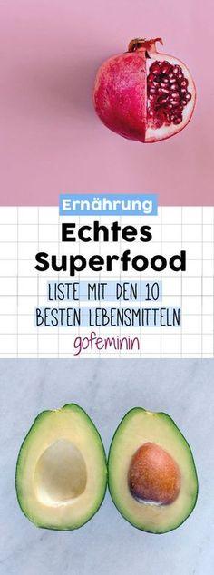 Die Superfoods unserer Liste sind nicht nur sehr gesund, sie schmecken auch ausgesprochen gut!