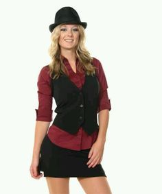 female bartender uniforms - Google Search