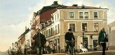 Neringa Stjernman bildkonstnär,målare, grafiker