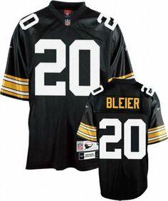 Rocky Bleier Pittsburgh Steelers Reebok Premier Jersey by Reebok. $124.95