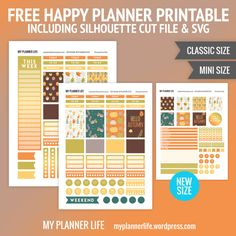 Free Printable – Hello Autumn