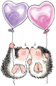 Забавные иллюстрации художницы Маргарет Шерри - Ярмарка Мастеров - ручная работа, handmade