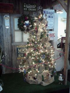 Christmas At The Southwest Dairy Museum, Inc. In Sulphur Springs, TX Or  Visit