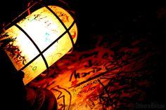 As luzes ...