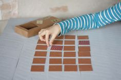 Create Style Recycle by All washi tape | Authentic Chalk Paint: WASHI TAPE WITH MEMORY GAME