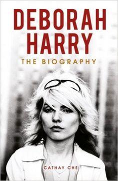 Deborah Harry: The Biography  In today @ Canterbury Tales Bookshop / Book exchange, Pattaya.