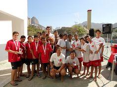 Escolinha Fla Flamengo e Escolinha Fla Ipanema