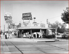 The Hat 1 Valley Blvd, Alhambra California History, Vintage California, Hollywood California, Southern California, Huntington Park, San Gabriel Valley, San Fernando Valley, City Of Angels, Las Vegas
