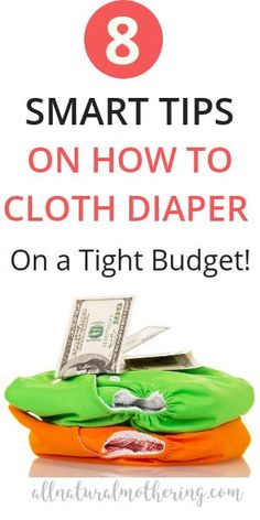 Cloth diapering on a