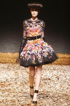 McQ by house of Alexander McQueen Fall 2012 RTW