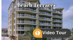 Beach Terraces are luxury oceanview condos in Jacksonville Beach FL. These condos are unique in that the units face North/South instead of East/West. Jacksonville Beach Fl, Terraces, Condos, The Unit, Tours, Pictures, Photos, Decks, Photo Illustration