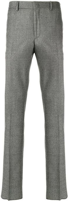 Fendi micro houndstooth trousers