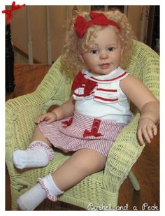 New-Reborn-Toddler-Doll-Kit-Katie-Marie-By-Ann-Timmerman-29-034-Body-Included                                                                                                                                                                                 More