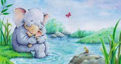 Cee Biscoe - C_elephants_water