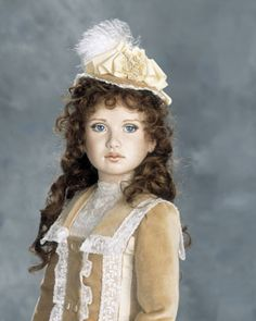 Angela and John Barker Collectible Dolls