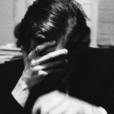 Glenn Gould, photo by Don Hunstein.