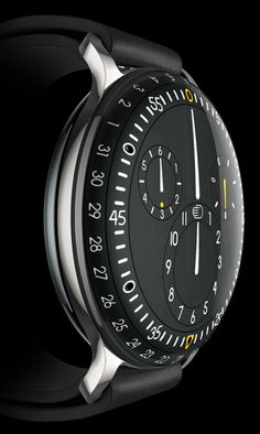 The Ressence Type 3 Is The Liquid-Filled Watch Of The Future.