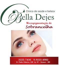 Bella Dejes: A sobrancelha tornou-se um atrativo indispensável ...