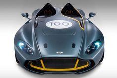 Aston Martinle bir asır