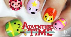 Artists That Totally Nailed Their Pop Culture Nail Art