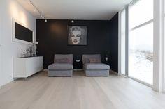 Parkett Eik Svalbard børstet matt Flooring, Bergen, Future, Design, Future Tense, Wood Flooring, Design Comics, Floor