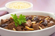 One-Pot Dinner Recipe: Moroccan Almond and Date Lamb Tagine