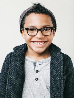 The Jonas Children's Eyeglass Frame