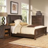 Found it at Wayfair - Windridge Sleigh Bed
