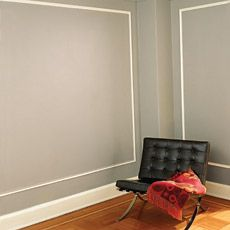 how to properly paint a room