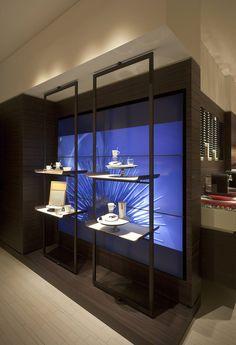 Nespresso flagship boutique by Favero & Milan, Munich